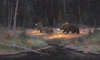 Cub Scouts Fine-Art Print