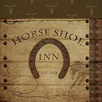 Horses Shoe Inn Fine-Art Print