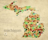 Michigan Fine-Art Print