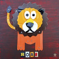Roar The Lion Fine-Art Print