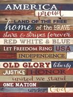 America Proud Fine-Art Print