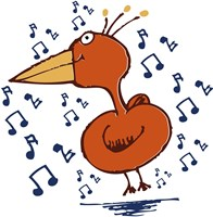Music Bird Fine-Art Print
