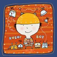 Robot Boy 2 Fine-Art Print