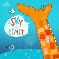 The Sky Is The Limit Fine-Art Print