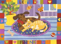 Let's Be Friends Fine-Art Print
