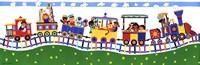 Train Panel Fine-Art Print