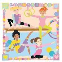 Gymnastics Fine-Art Print