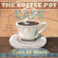 Coffee Pot Fine-Art Print