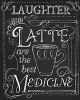 Laughter & Latte Fine-Art Print