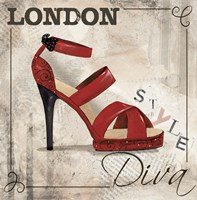 London Style Fine-Art Print