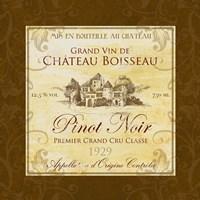 Wine Label III Fine-Art Print