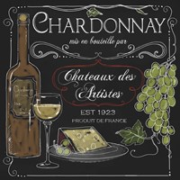 Wine Chalkboard IV Fine-Art Print