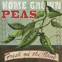 Peas Fine-Art Print