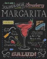 Strawberry Margarita Fine-Art Print