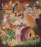 Living In Harmony Fine-Art Print