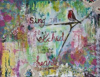 Sing The Song Fine-Art Print