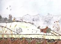 Winter's Mantle Fine-Art Print