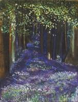 Dreaming Of Blue Bells Fine-Art Print