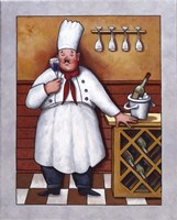 Chef II Fine-Art Print