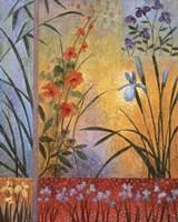 Floral Symphony I Fine-Art Print