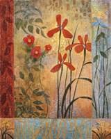 Floral Symphony II Fine-Art Print