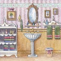 At The Sink II Fine-Art Print