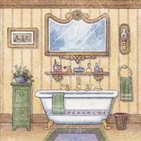 In The Bath I Fine-Art Print