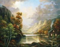 Fall Serene Fine-Art Print