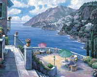The Amalfi Coast Fine-Art Print