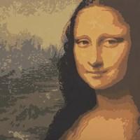Mona Liza Fine-Art Print
