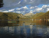 Vista Of Grand Lake, Colorado Fine-Art Print
