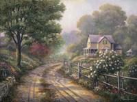 Lilac Morning Fine-Art Print