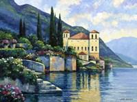 Reflections Of Lago Maggiore Fine-Art Print