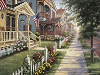 Country Homes Fine-Art Print