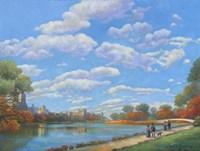 Central Park Vista Fine-Art Print