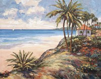 Seaside Vista Fine-Art Print