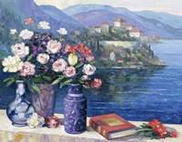 Mediterranian Scene Fine-Art Print