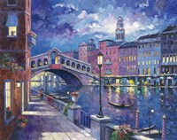 Rialto Bridge Fine-Art Print