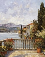 Lake Lugono Fine-Art Print