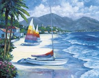 Tropical Breezes Fine-Art Print