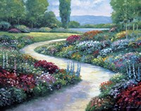 Lakeside Path Fine-Art Print