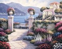 Mediterranean Scene B Fine-Art Print