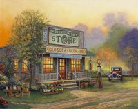 Old Country Store Fine-Art Print