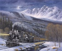 Union Pacific Fine-Art Print