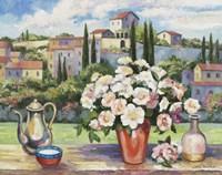 Tuscan Roses Fine-Art Print