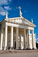 Arch-Cathedral Basilica, Vilnius, Lithuania I Fine-Art Print