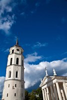 Arch-Cathedral Basilica, Vilnius, Lithuania II Fine-Art Print