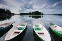 Lake Galve, Trakai Historical National Park, Lithuania I Fine-Art Print