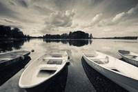 Lake Galve, Trakai Historical National Park, Lithuania II Fine-Art Print