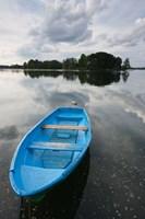 Lake Galve, Trakai Historical National Park, Lithuania IV Fine-Art Print
